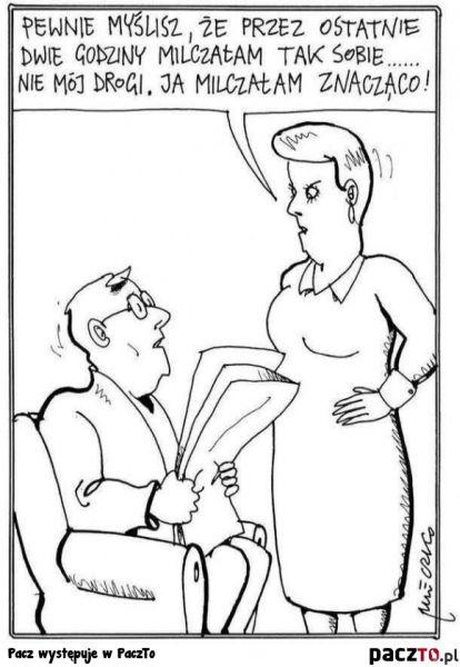 Kiedy kobieta ma focha